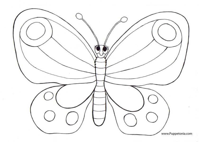 Coloring Pages 171 Puppetonia